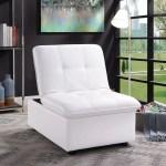 Latitude Run Elwell Twin Biscuit Back Futon Chair Wayfair