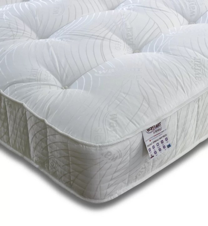 Pocket Sprung 1500 Mattress