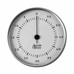 Loud Kitchen Timer Home Depot Carts Timers You Ll Love Wayfair Stainless Steel Magnetic With Manual Wind Up And Ring