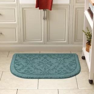 carollo bi level wedge kitchen mat