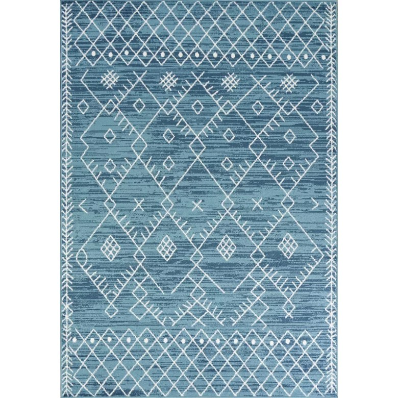 Templeton Ocean Blue Area Rug