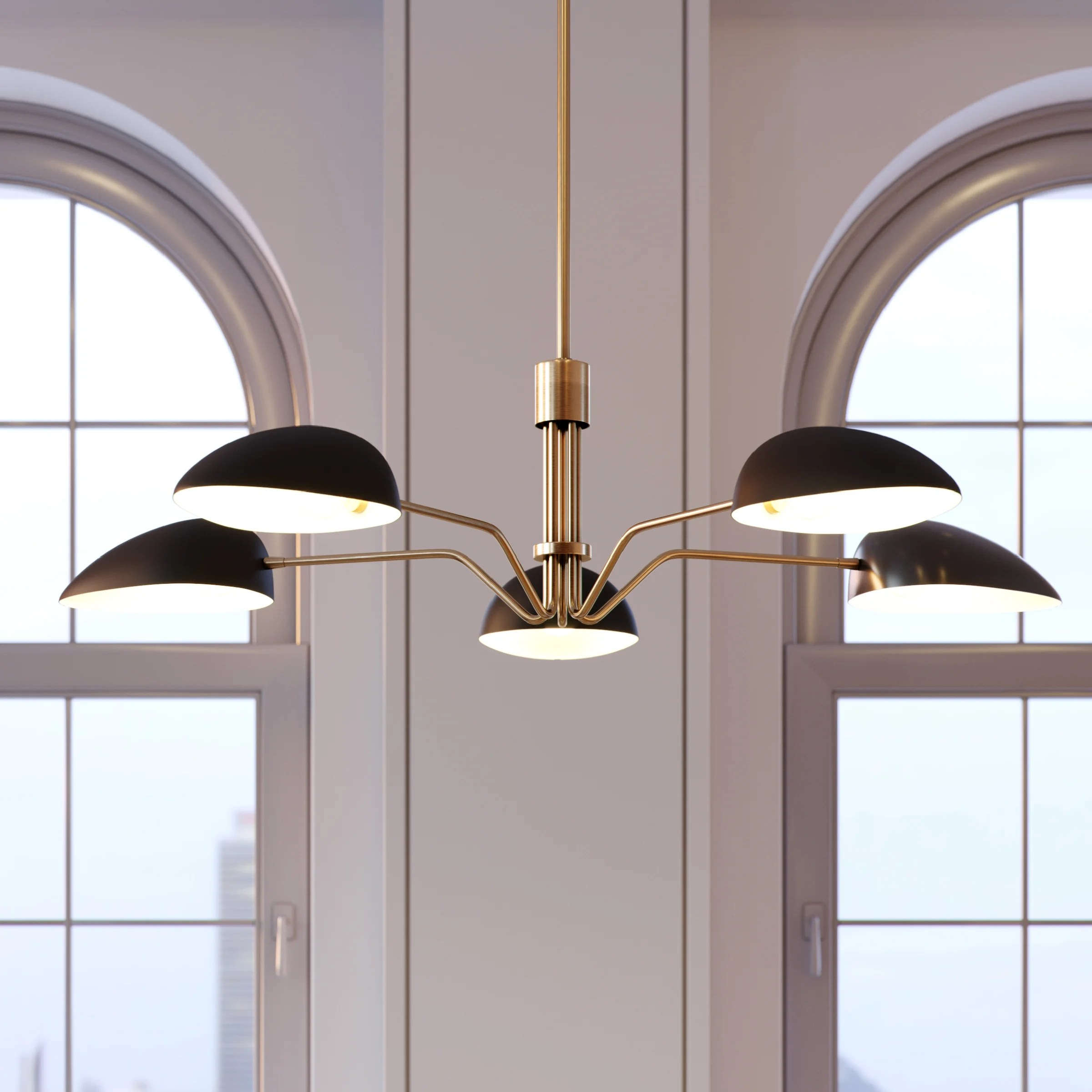 jane 5 light shaded classic traditional chandelier