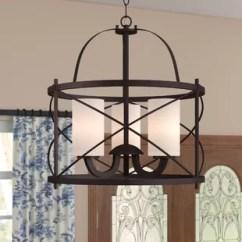 Kitchen Lanterns Distressed Wood Cabinets Wayfair Quickview