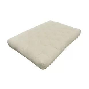 matelas futon en coton