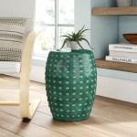 Mistana Renee Porcelain Garden Stool Reviews