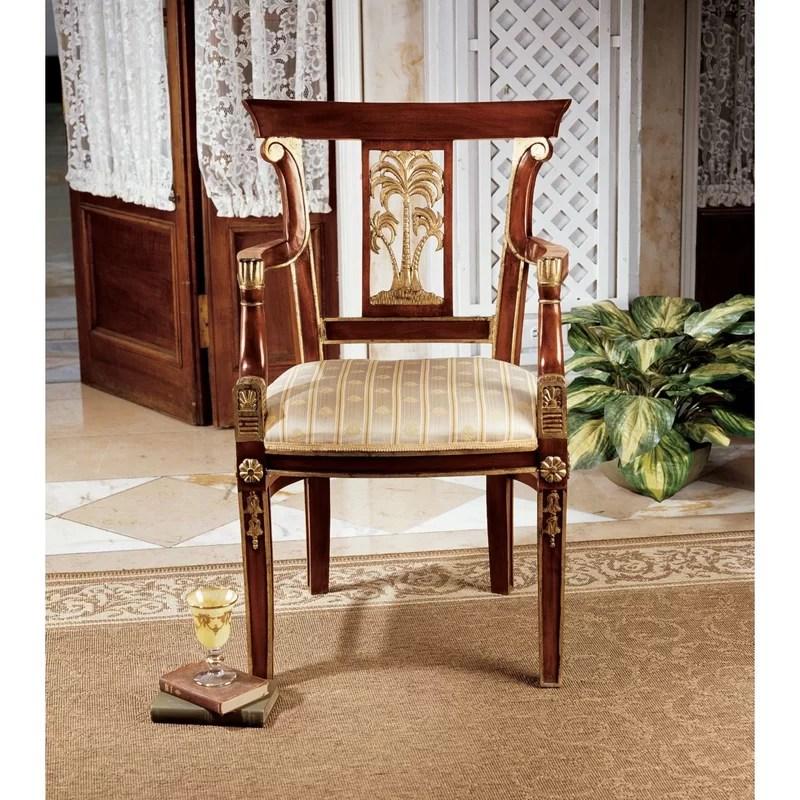 british colonial chair racing gaming design toscano armchair wayfair