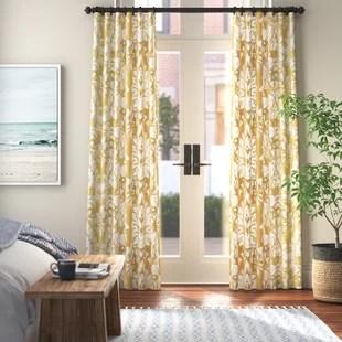 bohemian curtains drapes joss main