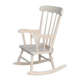 rocking chair kids ergonomic portable chairs joss main petrolia