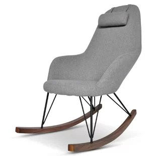 what is a rocking chair zero gravity weight limit modern gliders chairs allmodern quickview