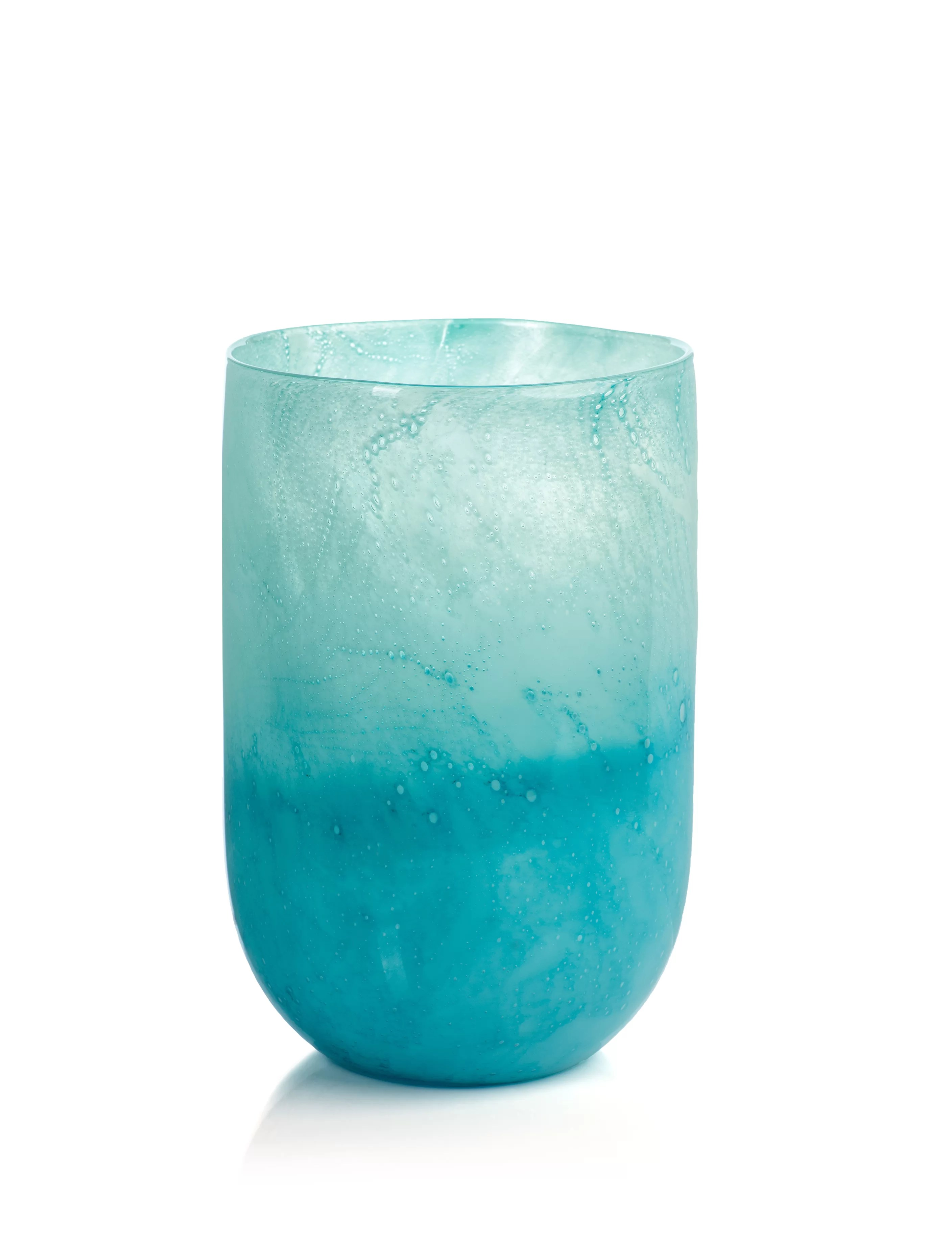 https www wayfair com decor pillows pdp orren ellis winesburg blue 1425 glass table vase w003208997 html