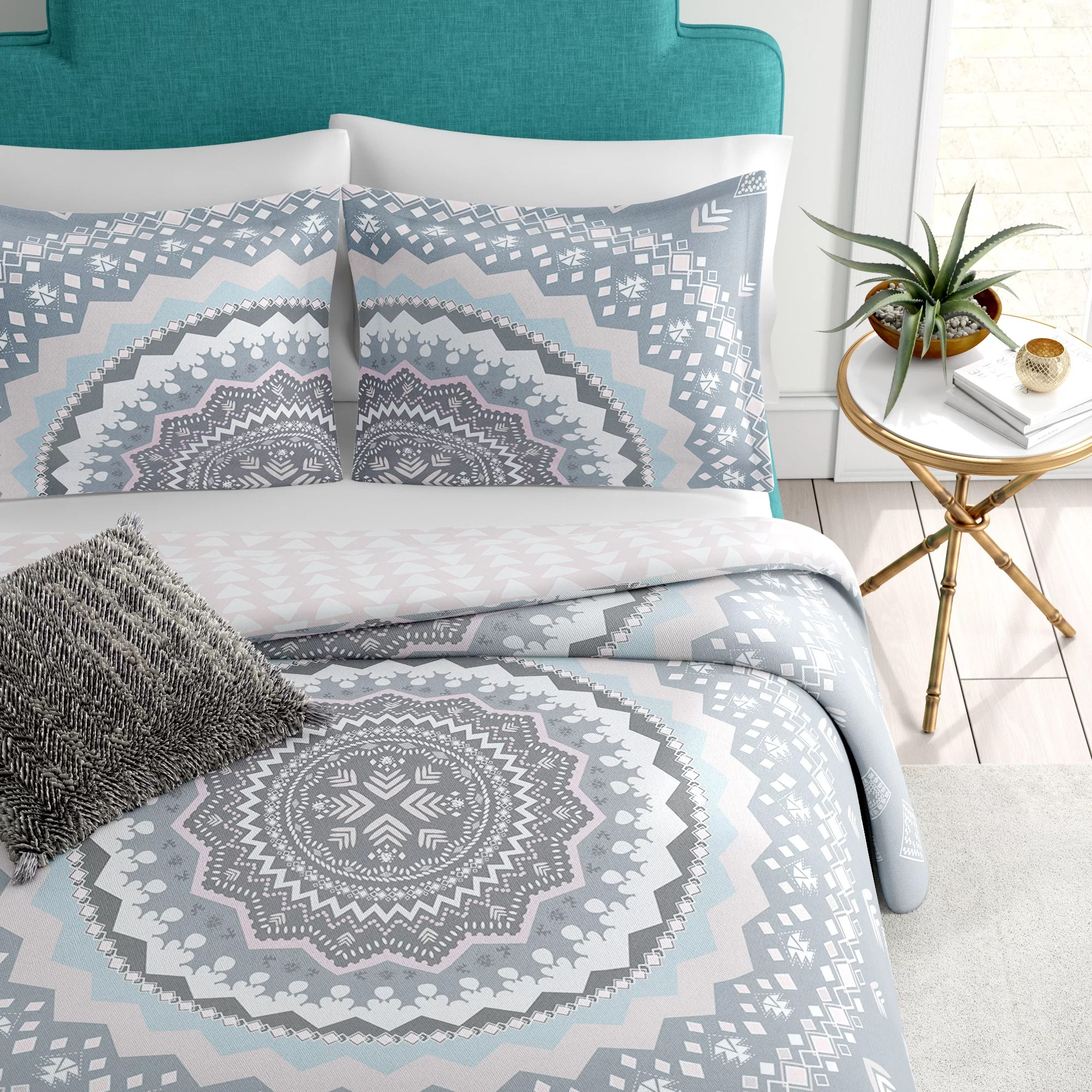 patrick reversible comforter set