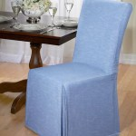 Blue Parson Dining Chair Slipcovers You Ll Love In 2020 Wayfair