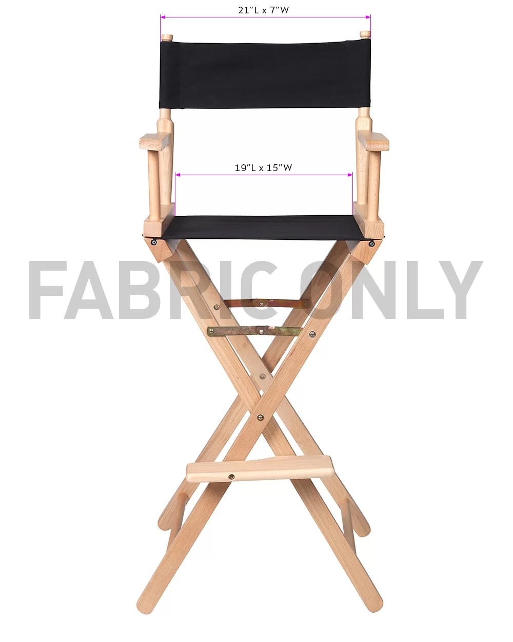 Folding Director Chair Folding Director Chair Fabric