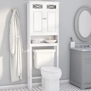 Over The Toilet Storage You Ll Love In 2020 Wayfair