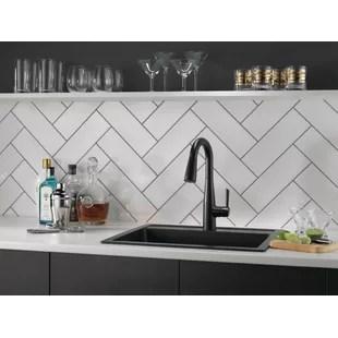 farmhouse rustic bar kitchen faucets