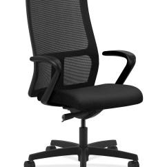 Office Chair Mesh Klismos Fabric Side Hon Ignition Desk Reviews Wayfair