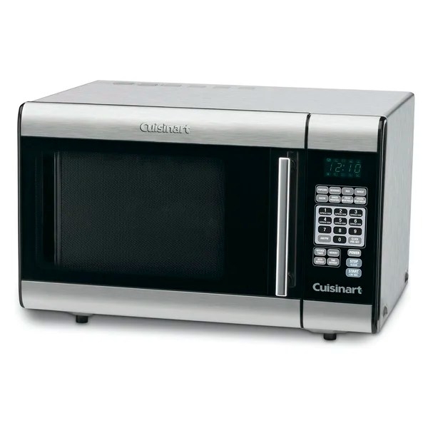 stainless steel microwave carts