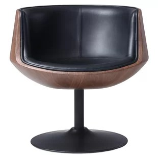 swivel chair disassembly stackable banquet chairs canada modern allmodern rudd barrel