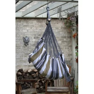 hanging chairs indoor uk dining room chair covers near me you ll love wayfair co quickview