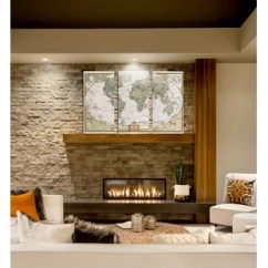 Living Room Art Wall Black Brown And Cream Ideas Oversized You Ll Love Wayfair National Geographic World Map Graphic Print Multi Piece Image On Wrapped Canvas