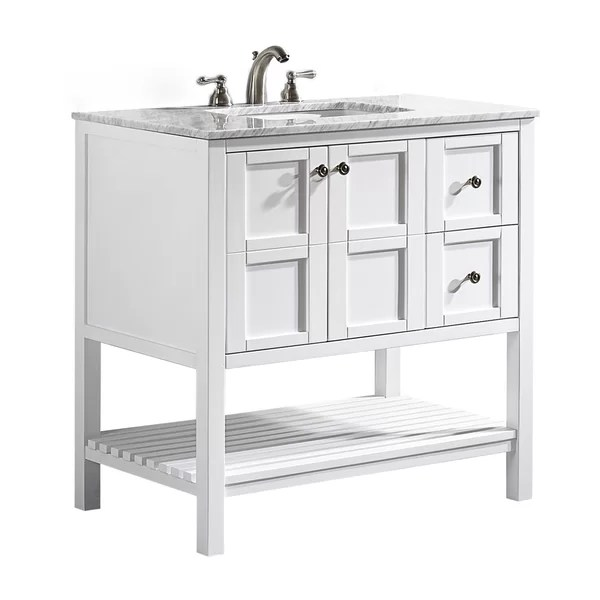 Farmhouse Rustic Vanities Birch Lane