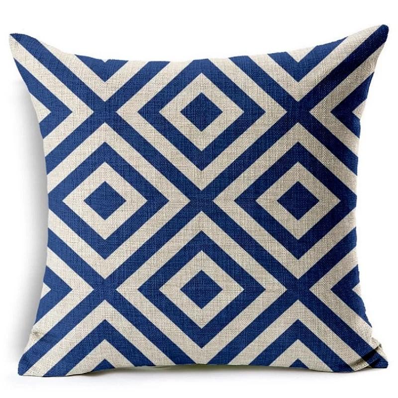 renton square decorative outdoor throw pillow
