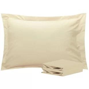brown pillow shams euro shams you ll