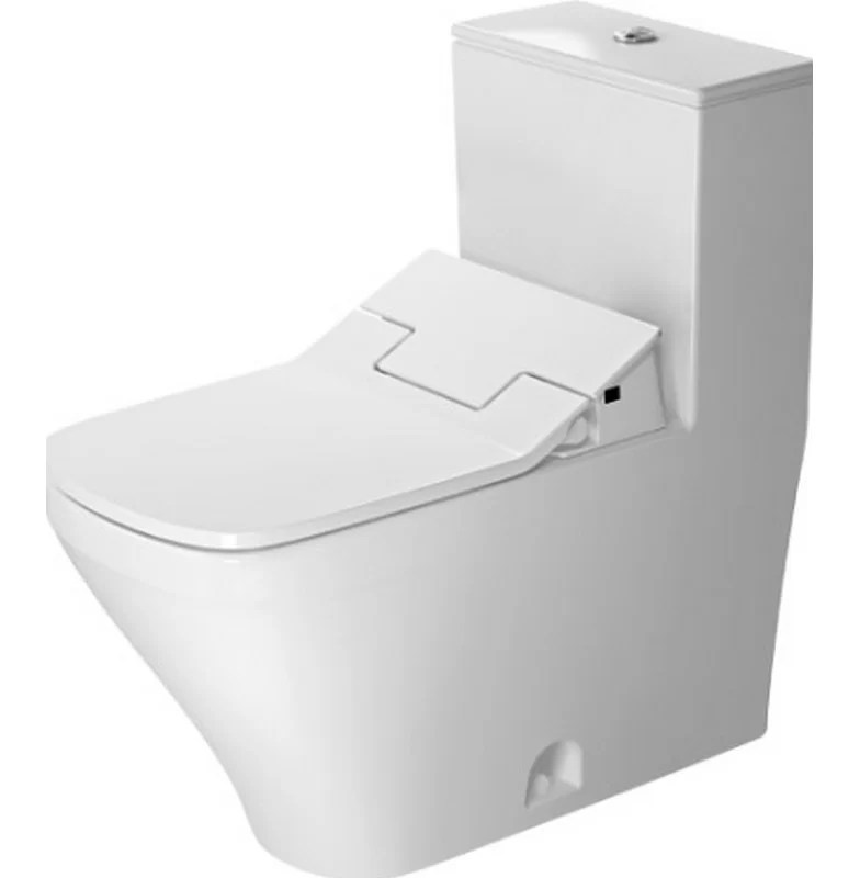 DuraStyle HET 1.32 GPF Elongated One-Piece Toilet (Seat Not Included)