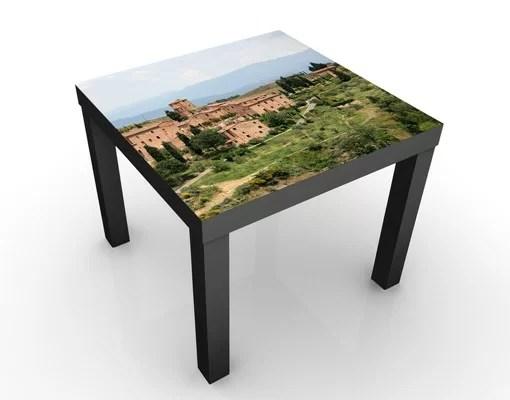 charming tuscany side table