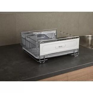 dish drainers dish drying racks sink