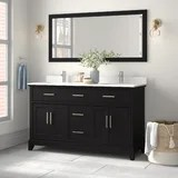 Backsplash Included Bathroom Vanities Joss Main