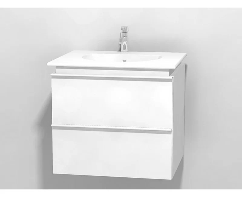 Darling New 23.5 Single Wall Mounted Vanity Base Only
