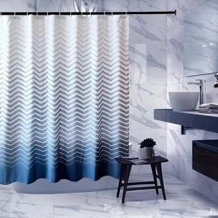 mid century shower curtains shower