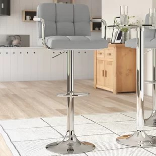 bar chairs with arms and backs windsor back for sale stools wayfair co uk quickview