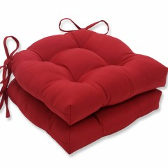 Chair Cushions Tie On Damask Banquet Covers Wayfair Quickview
