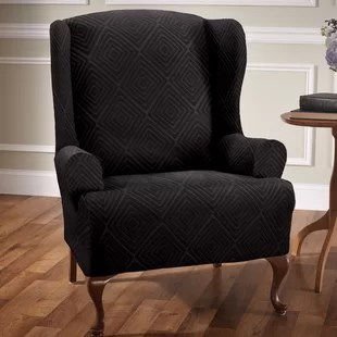 tub chair covers for sale steel ergonomic wing slipcovers you ll love wayfair quickview