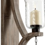 Wood Candle Holders Free Shipping Over 35 Wayfair