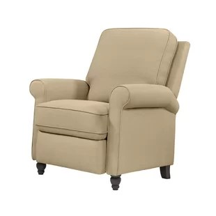 reclining club chair rental dallas small recliners you ll love wayfair quickview