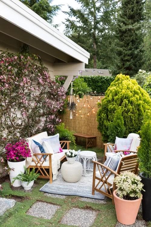 patio furniture eclectic room design