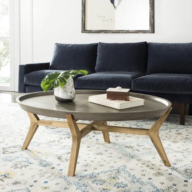 aliana coffee table with tray top