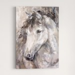 Canvas Horse Wall Art You Ll Love In 2020