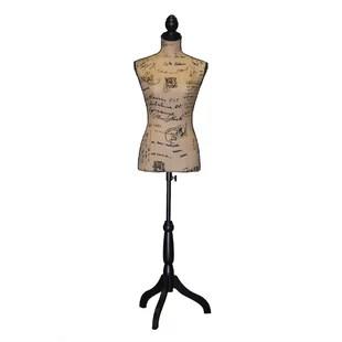 mannequin chair stand swivel villain wayfair decorative classic