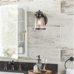 Wood Tile Floor Kitchen Farm Sinks Look Wayfair Vintage 8 X 36 Porcelain Looktile In White