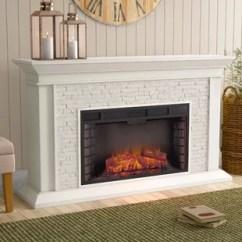 Living Room Fireplaces Small Log Burner You Ll Love Wayfair Ca Save