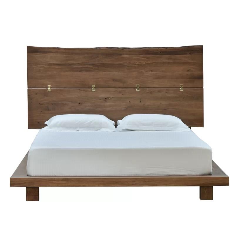 sandiford queen platform bed