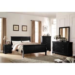 elim sleigh 2 piece bedroom set