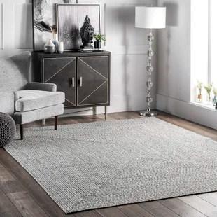 kilkenny handmade braided off white indoor outdoor rug