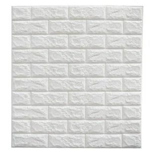 faux brick wall panels