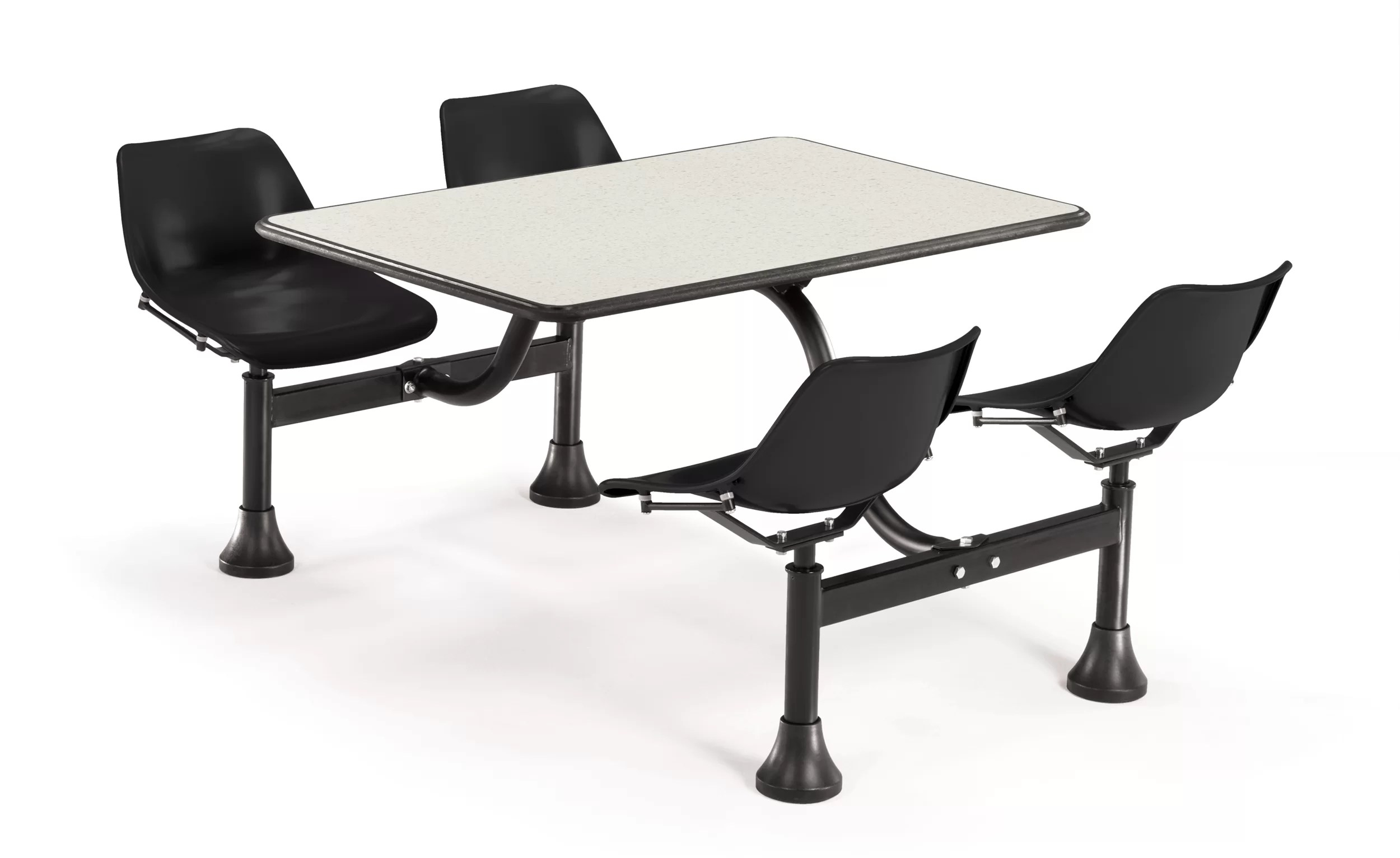 Cafeteria Chairs Group Cluster Table And Chairs 71