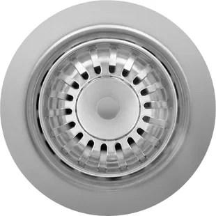 kitchen drain cabinates sink drains you ll love wayfair grid